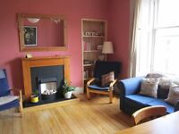 Spacious, sunny 2 bed flat to rent, Livingstone Place, Marchmont, Edinburgh