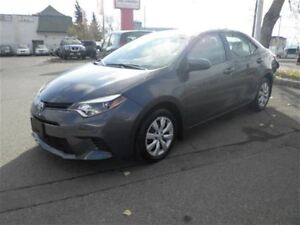 2015 Toyota Corolla Back UP Camera | Heated Seats | Bluetooth