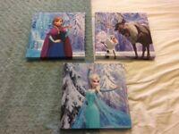Disney Frozen canvas prints
