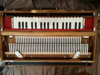 Indian Harmonium,Scale changer