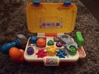 Vtech my first tool box toy
