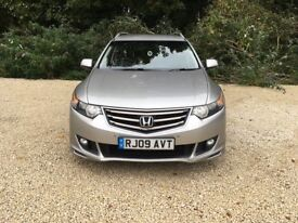 Honda Accord 2.2 i DTEC ES GT Tourer 5dr Diesel-Fantastic spec and condition