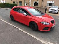 07 SEAT LEON CUPRA FR 2.0TFSI NEW SHAPE FSH MAY SWAP PX GOLF GTI R32 AUDI A3 S3 BMW