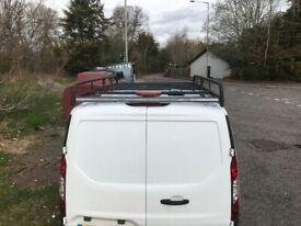 Rhino Modular Roof Rack Heavy Duty Ford Transit Connect SWB 2013-Present