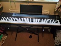 Casio CDP-120 Digital Piano 88 Weighted Keys with Stand