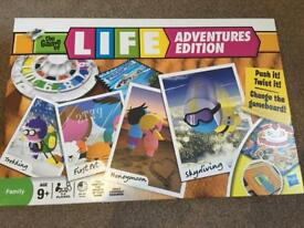 The Game Of Life Adventures Edition