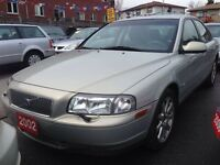 2002 Volvo S80 Alloy Sunroof Leather Power Seat
