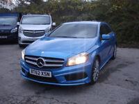 MERCEDES A180 BLUE CY AMG SPORT CDI