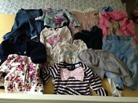12-18m Girls clothes- Immaculate condition