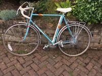 Retro vintage Peugeot road bikes, his & hers £30 each