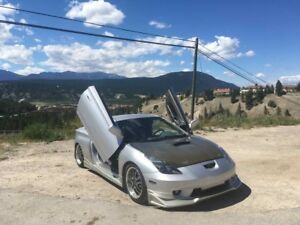 2001 toyota celica gts - one of a kind