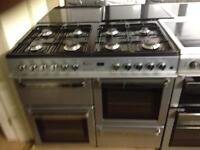 Flavel 100cm gas cooker