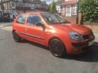 Renault Clio 1.2 16V LOOKS AND DRIVES GOOD