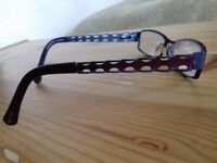Small child's pair of glasses (girl)