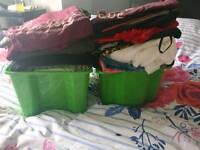 Bundle ladies clothes size 10/12