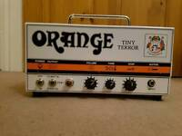 Orange Tiny Terror Guitar Head