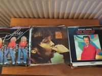 Job Lot of 100 LP Records from house clearance