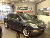 2011 Buick Enclave CXL 7 Leather Seats and Alloy Wheels