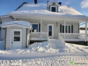 180 000$ - Maison 2 étages à vendre à St-Fabien