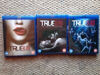 BLU RAY BOXSETs- various titles, all mint condition