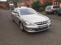 "Peugeot 607 2.2 Hdi low mileage Executive **THE FRENCH PRESIDENTS CAR""*MOT 2018**"