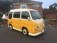 1997 SUBARU SAMBAR ** VW CAMPER ** ALL MAJOR CARDS ACCEPTED