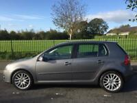 VW Golf GT TDI 170 - FSH. 56 plate 2006