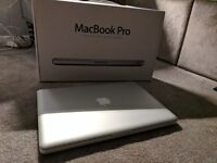 "Excellent condition MacBook Pro 13"" i7 quad core 8gb ram early 2011"