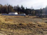 City lots in prince george