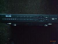 QVIS PIONEER 4 CHANNEL HDA DVR 1TB CCTV