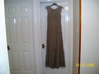 Beautiful Cache party dress size 12 - as new