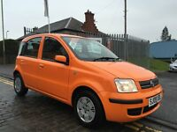 FIAT PANDA 1.3 MAMY LIMITED EDITION,09 PLATE 2009..£130 ROAD TAX...60 MPG...F.S.H..GREAT CITY CAR!!