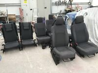 LAND ROVER DISCOVERY 3 INTERIOR SEATS x7