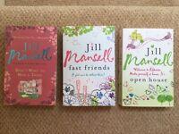 Jill Mansell books X3