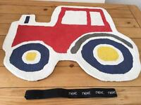 Tractor rug from Next