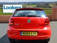 Volkswagen Polo S (red) 2010-12-15