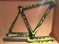 Rts Carbon . Bike frame and fork brand new