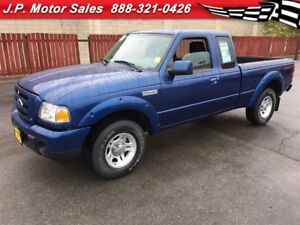 2010 Ford Ranger Sport, Extended Cab, Automatic, Only 62, 000km