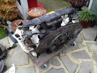 Vw 1800 aircooled t2 engine