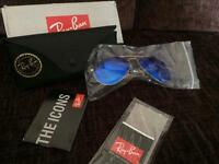 RAYBAN : Aviator [Blue] - Sealed Perfect Condition-