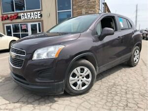 2015 Chevrolet Trax LS TURBO MULTI-FUNCTION WHEEL