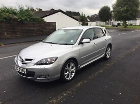 2009 MAZDA 3 SPORT 1.6 PETROL ONLY **22,000 MILES** ONE OWNER.