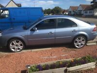 Ford Mondeo face lift