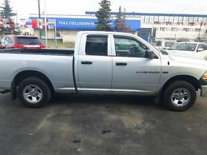 2012 Ram 1500 NEED A LOAN? WE FINANCE YOU ourselves! NO CREDIT C Edmonton Edmonton Area image 4