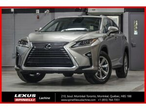2019 Lexus RX 350 AWD; CUIR TOIT CAMERA ANGLES MORTS LSS+