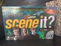 Harry Potter DVD Game