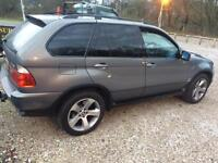 bmw x5 2006 msport exclusive edition 120k motd px