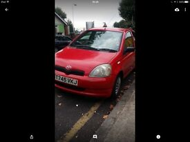 Toyota Yaris very reliable