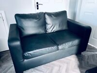 £25 BLACK SOFAS & ARMCHAIRS ~ MULTIPLE AVAILABLE