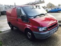 2006 ford transit tax and mot
